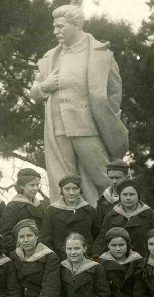 Артек? Сталин Фото 1939 г